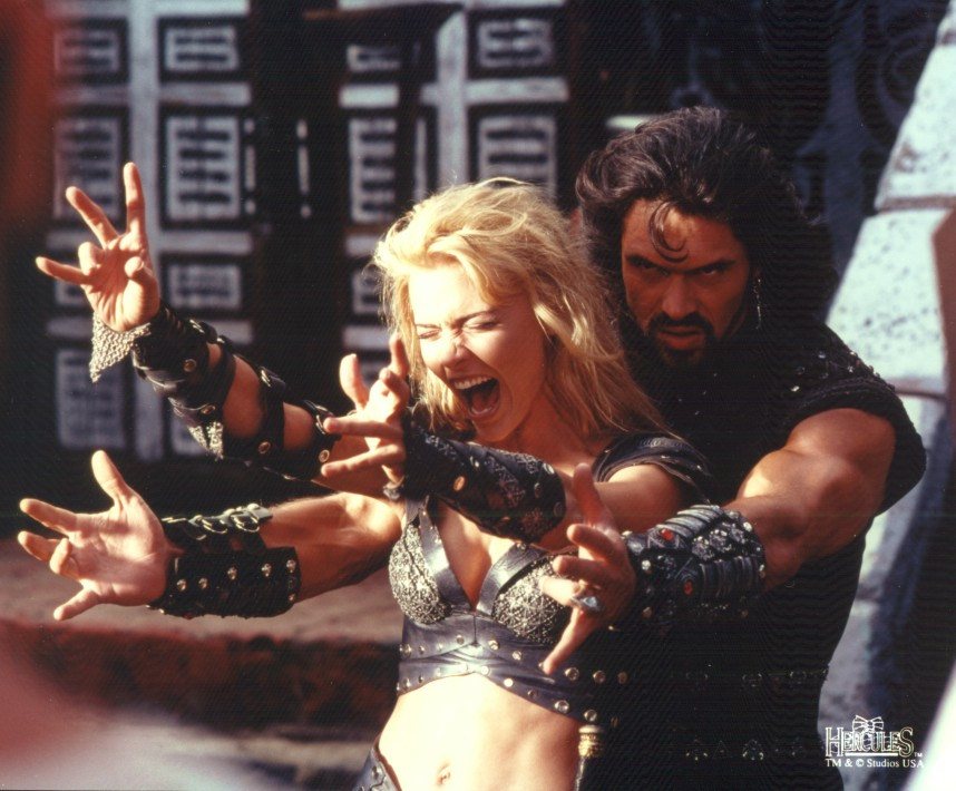 Ares and Callisto