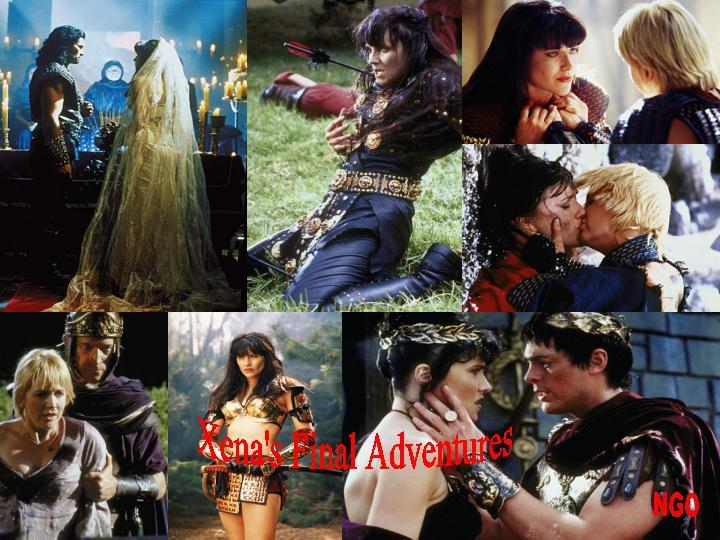 Xena's final adventures