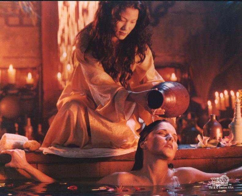 Xena and Lao Ma