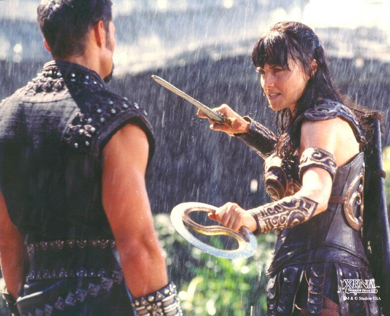 Xena & Ares