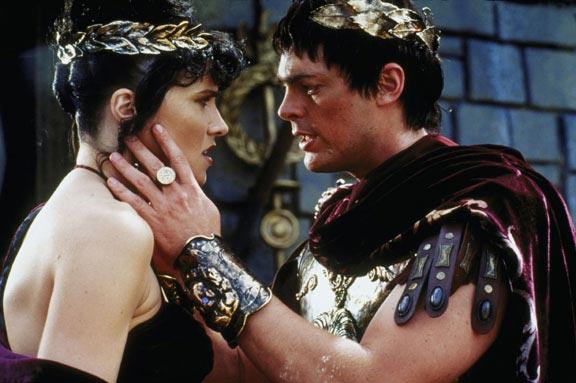 Xena & Caesar