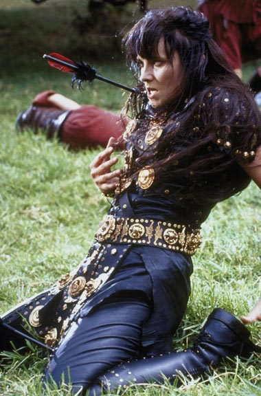 "Xena-""When fates collide"""