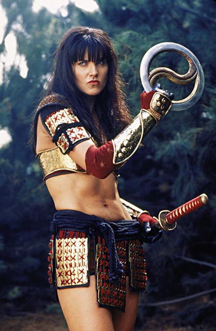 "Xena-""A friend in need"""