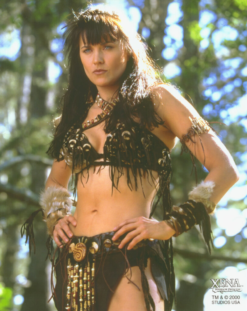 "Xena-""Dangerous Prey"""